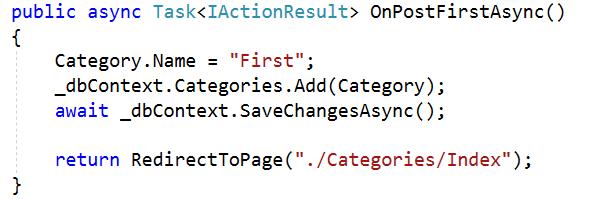 ASP NET Core Razor Pages - Handler Methods - CodingBlast